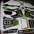 Kawasaki KX 125 i 250 1999 - 2002  monstergreen