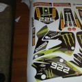Kawasaki KX 85 i 100 1994 - 2013 monster226