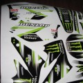 KAWASAKI KX 250F  2004 - 2005 monsterdunlop
