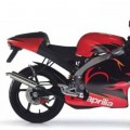 APRILIA RS 50  Diablo red
