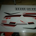 YAMAHA TZR red