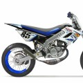 DERBI DRD 50 SM 2010 racing whiteblue