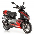 APRILIA SR50 R Factory 2010 black
