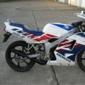 HONDA NS-1 white