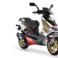 APRILIA SR DI-TECH white