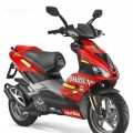 Aprilia SR 50 R Factory spain No1