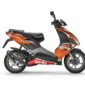 APRILIA SR50 R Factory 2011 orange