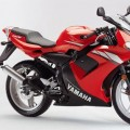 YAMAHA TZR 2003 red