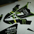 Yamaha dt 50 - monstergreen