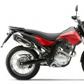DERBI CROSS red