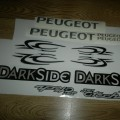 Peugeot jet c-tech darkside