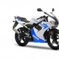 MBK X-POWER 2010  whiteBLUE
