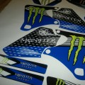 Yamaha YZF 250 - 426 1998-2002   monsterblue