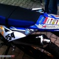 YAMAHA WR 254 yellowka