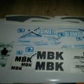 MBK X-POWER blue