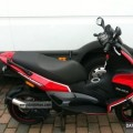 gILERA RUNNER SP BLACKRED