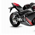 DERBI GPR 125 black