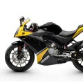 DERBI GPR 50 yellow
