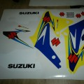 Suzuki RMZ450 2008-2012 YELLOWs