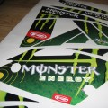RIEJU SMX / MRX monstergreen