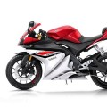 YAMAHA R125 RED15