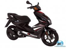 AEROX R blackred