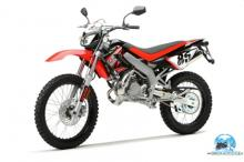 DERBI DRD 50 SM 2010 racing blackred