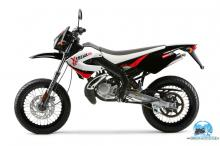 DERBI X-treme SM white