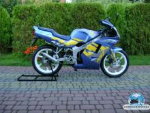 HONDA NS-1 blue