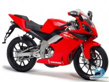 DERBI GPR 50 Racing red
