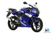 YAMAHA TZR Race Replica rossiblue
