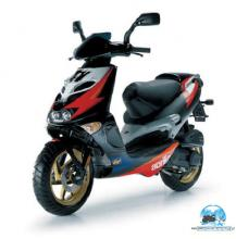 APRILIA SR DI-TECH black41