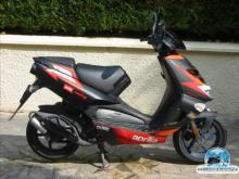 APRILIA SR DI-TECH blackracing