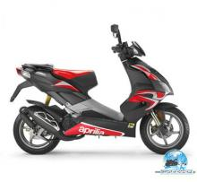 APRILIA SR50 R Factory 2011 black