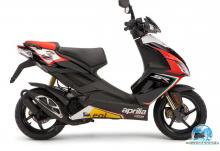 APRILIA SR 50 Replica 3 black