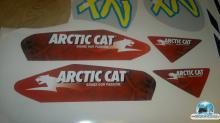 ARCTIC CAT red