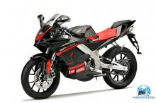 Derbi GPR Racing 50 black
