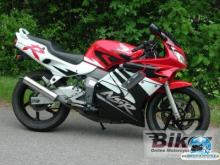 HONDA NSR blackred
