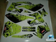 DERBI SENDA XRACE green