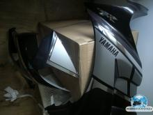 YAMAHA TZR SUPERSILVER