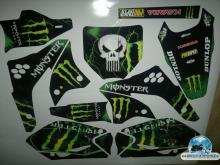 Kawasaki KXF450 2006-2007 monsterskull
