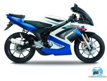 RIEJU RS2 Matrix bluewhite