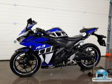 YAMAHA R3 TUWER-BLUE
