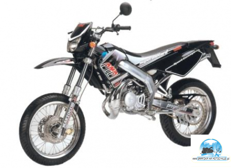 DERBI DRD OLD BL