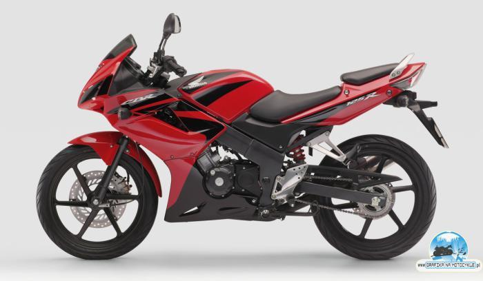grafika na motocykle honda cbr 125 produkty linegraf. Black Bedroom Furniture Sets. Home Design Ideas