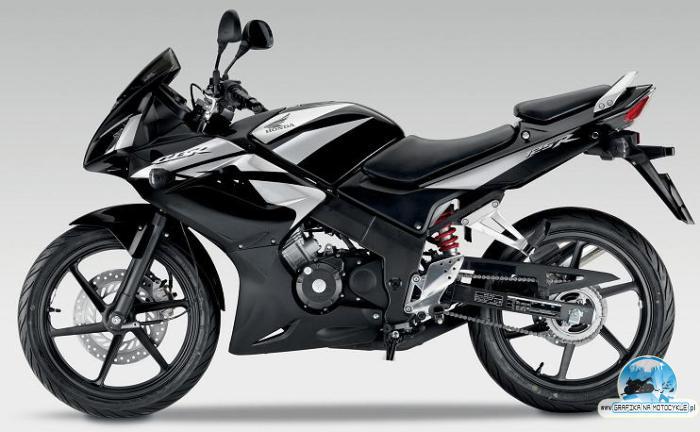 Grafika Na Motocykle Gt Honda Gt Cbr 125 Produkty Linegraf